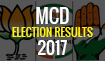 MCD Election Results 2017